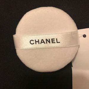 NWT Chanel Powder Puff